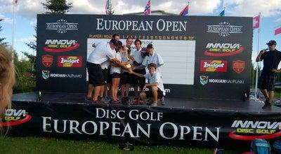 Photo of Disc Golf The Beast - Disc Golf European Open Course at Hinttalankatu 6, Nokia 37100, Finland