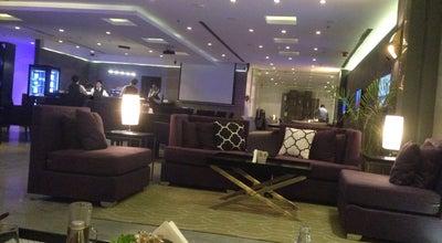 Photo of Cafe Conferencia Cafe & Business Center at Makkah Al Mukarramah Rd, Khobar, Saudi Arabia