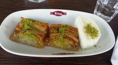 Photo of Dessert Shop Tatlıcı Köse at Dr Devlet Bahceli Bulvarı, Osmaniye, Turkey