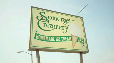 Photo of Snack Place Somerset Creamery at 1931 Gar Highway, Somerset, MA 02726, United States