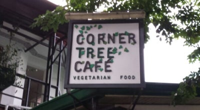 Photo of Vegetarian / Vegan Restaurant Corner Tree Cafe at Jupiter St., Makati City, Philippines