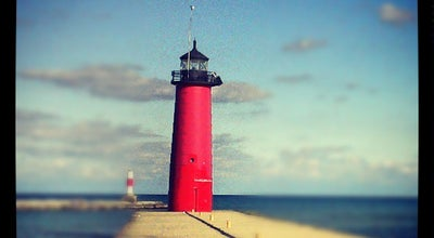 Photo of History Museum Southport Lighthouse at 5117 4th Avenue, Kenosha, WI 53140, United States