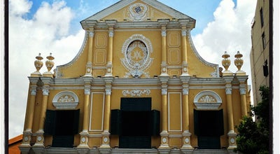 Photo of Church Igreja de São Domingos / St. Dominic's Church 聖母玫瑰堂 at Largo De São Domingos, Macau, Macao