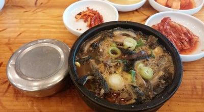 Photo of Korean Restaurant 양평신내서울해장국 at South Korea