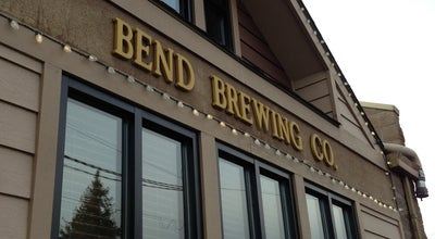 Photo of Brewery Bend Brewing Company at 1019 Nw Brooks St, Bend, OR 97703, United States
