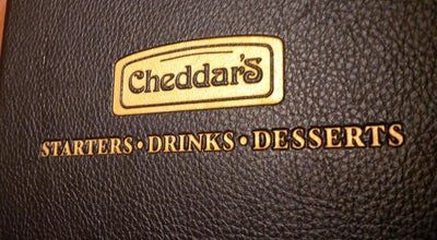 Photo of American Restaurant Cheddars Casual Cafe at 7173 N Davis Hwy, Pensacola, FL 32504, United States