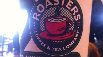Photo of Coffee Shop Roasters Coffee & Tea Co. at 1818 S Georgia St, Amarillo, TX 79109, United States