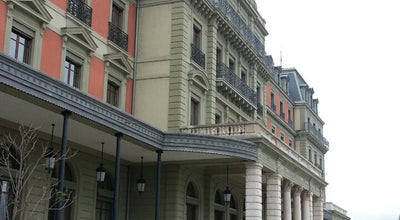 Photo of Historic Site Palais Wilson at Quai Wilson, Geneva 1201, Switzerland