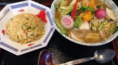 Photo of Ramen / Noodle House らー麺 つけ麺 ラガーメン at Japan