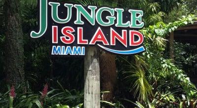Photo of Zoo Jungle Island at 1111 Parrot Jungle Trl, Miami, FL 33132, United States