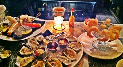 Photo of Seafood Restaurant Blue Point Grille at 700 W Saint Clair Ave, Cleveland, OH 44113, United States