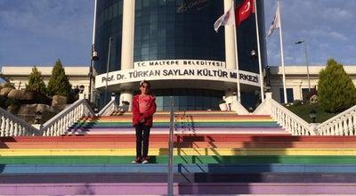 Photo of Library Türkan Saylan Kültür Merkezi Kütüphanesi at Turkey