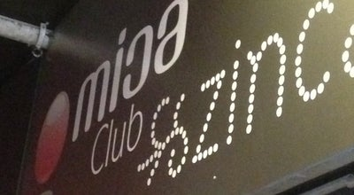 Photo of Nightclub Mica Club at 12 Place St-françois, Lausanne 1003, Switzerland