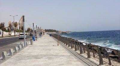 Photo of Beach Corniche Walk | ممشى الكورنيش at Infront Of Alshalal, Jiddah, Saudi Arabia