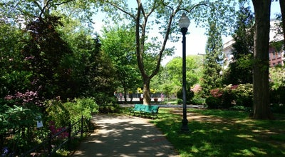 Photo of Playground Van Vorst Park Playground at 473 Jersey Ave, Jersey City, NJ 07302, United States
