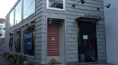 Photo of Clothing Store nanamica at 猿楽町26-13, 渋谷区 150-0033, Japan