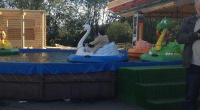 Photo of Playground Парк аттракционов at Russia