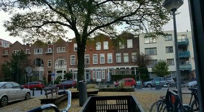 Photo of Playground De Zandtuin at Hugo Molenaarstraat, Delfshaven, Netherlands