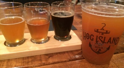 Photo of Brewery Hog Island Beer Co. at Orleans, MA, United States
