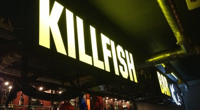 Photo of Bar Killfish at Ул. Сакко И Ванцетти, 64, Саратов 410012, Russia