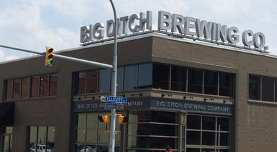 Photo of Brewery Big Ditch Brewing Company at 55 E Huron St, Buffalo, NY 14203, United States