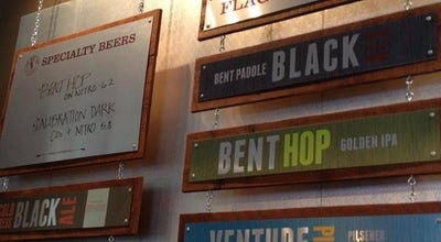 Photo of Brewery Bent Paddle Brewing at 1912 W Michigan St, Duluth, MN 55806, United States