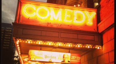 Photo of Comedy Club Comedy Theatre at 240 Exhibition St, Melbourne, VI 3000, Australia
