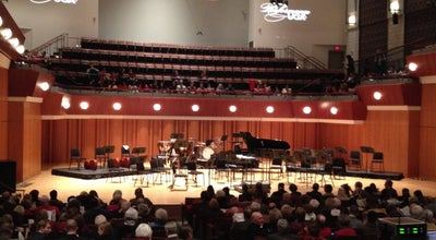 Photo of Concert Hall Hugh Hodgson Concert Hall at In Uga, Athens, GA 30602, United States
