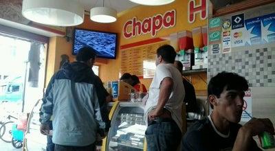 Photo of Burger Joint Chapa Hall at Av. Lúcio Meira, 473, Teresópolis, Brazil
