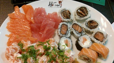 Photo of Japanese Restaurant Haru Temakeria e Sushi at Praiamar Shopping Center, Santos 11025-200, Brazil