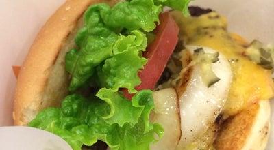 Photo of Burger Joint フレッシュネスバーガー イオンモール橿原店 at 曲川町7丁目20番1号, 橿原市 634-0837, Japan