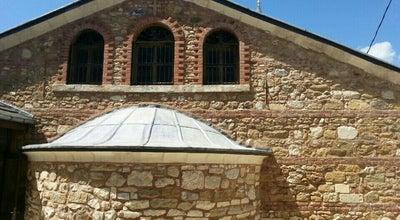 Photo of Mosque ortaköy cami at Turkey
