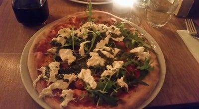 Photo of Pizza Place Cucuzza at 14 Rue Des Moines, Paris 75017, France