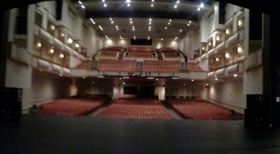 Photo of Performing Arts Venue Curtis M. Phillips Center for the Performing Arts at 315 Po Box, Gainesville, FL 32611, United States