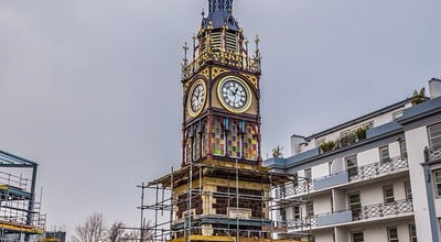 Photo of Historic Site Victoria Jubilee Clock Tower at 93 Victoria St., Christchurch 8013, New Zealand