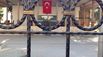 Photo of Mosque Büyük Cami at Turkey
