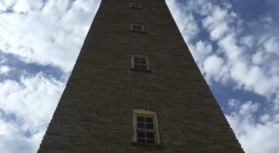 Photo of Historic Site Historic Dubuque Shot Tower at Dubuque, IA, United States