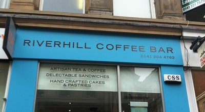 Photo of Coffee Shop Riverhill Coffee Bar at 24 Gordon St, Glasgow G1 3PU, United Kingdom