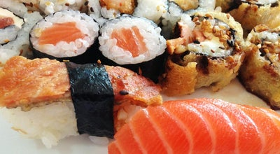 Photo of Japanese Restaurant Haru Natsu at Al. Prof. Lucas Nogueira Garcêz, 2576, Atibaia, Brazil