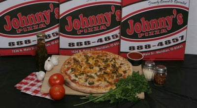 Photo of Pizza Place Johnny's Pizza at Cherry Lane, Meridian, ID 83642, United States