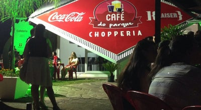 Photo of Beer Garden Café do Parque Chopperia at Caxias do Sul, Brazil