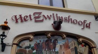 Photo of Bar Het Zwijnshoofd at Moeregrebstraat 18, Bergen op Zoom 4611, Netherlands