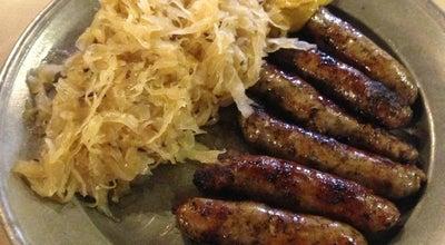 Photo of German Restaurant Bratwurstherzle at Brunnengasse 11, Nuremberg 90402, Germany