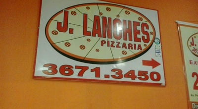 Photo of Pizza Place J. Lanches Pizzaria at Av. Pref. Jaques Nunes, Tianguá 62320-000, Brazil