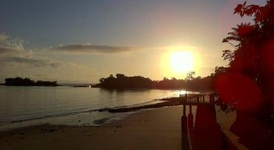Photo of Beach Praia Do Paraíso at Av. Principal, Mosqueiro, Brazil