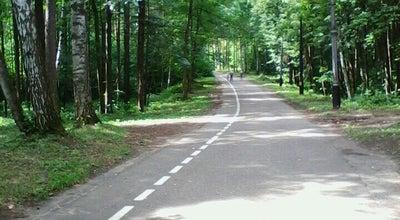 Photo of Park Парк им. Степанова at Ул. Ермака, Иваново, Russia