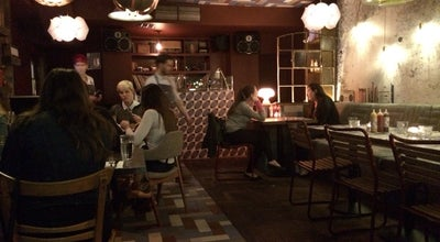 Photo of Hot Dog Joint Dirty Bones at 20 Kensington Church St, Kensington W8 4EP, United Kingdom