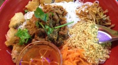 Photo of Vietnamese Restaurant An Com at 14 Rue Blondel, Paris, France