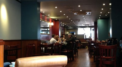 Photo of Coffee Shop Caffè Nero at 19-20 Cornmarket St, Derbyshire DE1 1QH, United Kingdom