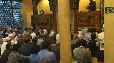Photo of Mosque Orange County Islamic Foundation at 23581 Madero, Mission Viejo, CA 92691, United States